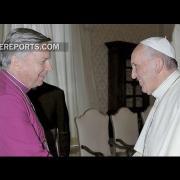 El Papa Francisco visitará el Centro Anglicano de Roma en octubre