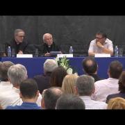 Cardenal Antonio Cañizares - Conferencia sobre la educación en Amoris Laetitia