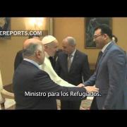Papa al primer ministro de Irak: Busquen la paz en medio de la división