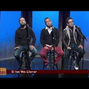 Nuestra Fe en vivo - 2013-11-11 - Son By Four y Fray Jorge Betancourt
