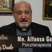 Los sentimientos de la negación | Los sentimientos en la Pérdida y Duelo | Mn. Alfonso Gea