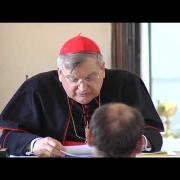 Conferencia del Cardenal Burke en Paracuellos