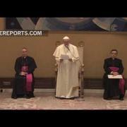 Papa defiende derechos de indígenas: Plena participación en decisiones que les afectan