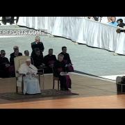 El Papa reza por las afectados por el brutal terremoto que asoló la Italia central