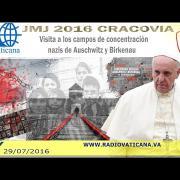 El papa Francisco en Polonia. Visita al campo de concentración de Auschwitz-Birkenau